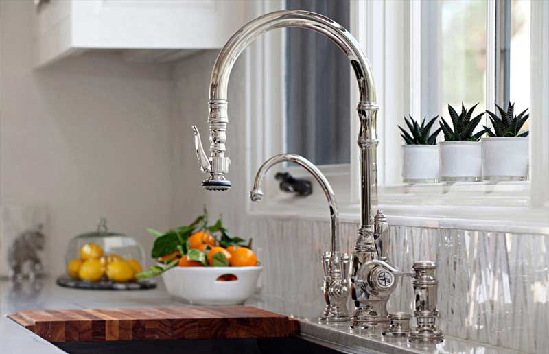 Kitchen Faucets – Form Follows Function