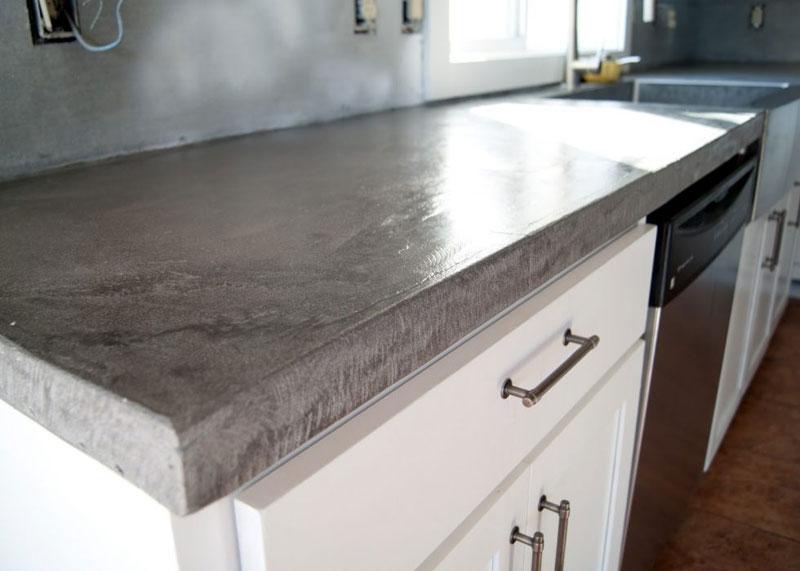 Kitchen Counter Materials Part 2