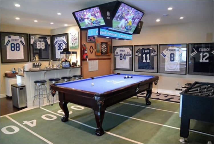 For Father's Day, Gift Your Dad A Man Cave